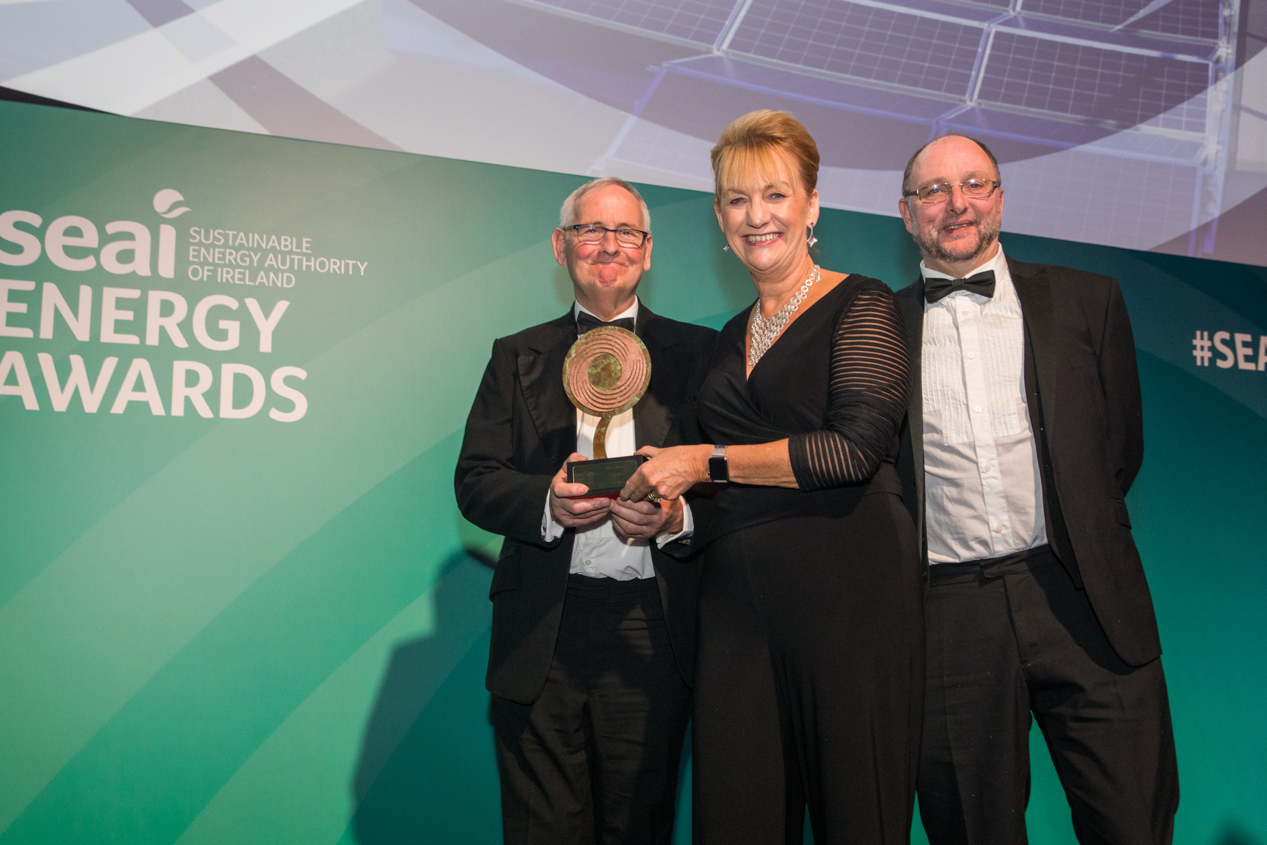 SEAI Energy Awards Research Winner MPOWER 2018