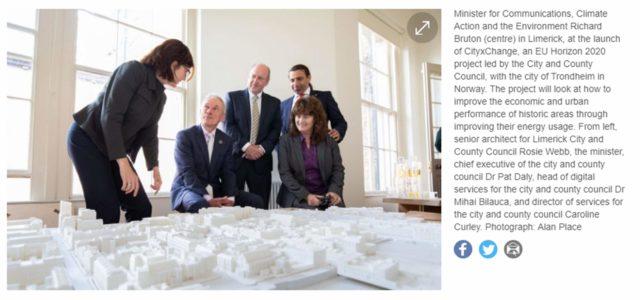 +CityxChange, A Smart City Project